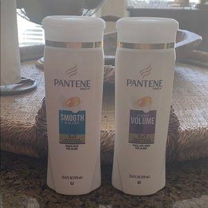 Pantene Pro-V 2 in 1 Hair Care Bundle NWT